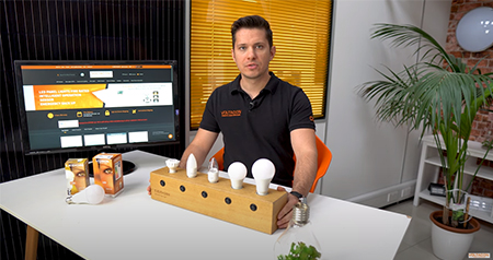 youtube video review led bulbs