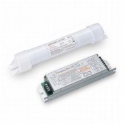 LED emergency conversion pack with NI-CD battery