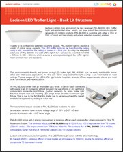 Ledison LED Panels - Back Lit