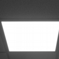 Edge Lit LED Panel 40W with mounting kit
